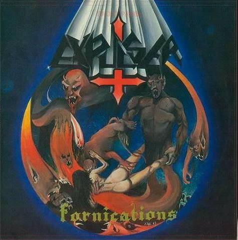 Expulser - Fornications
