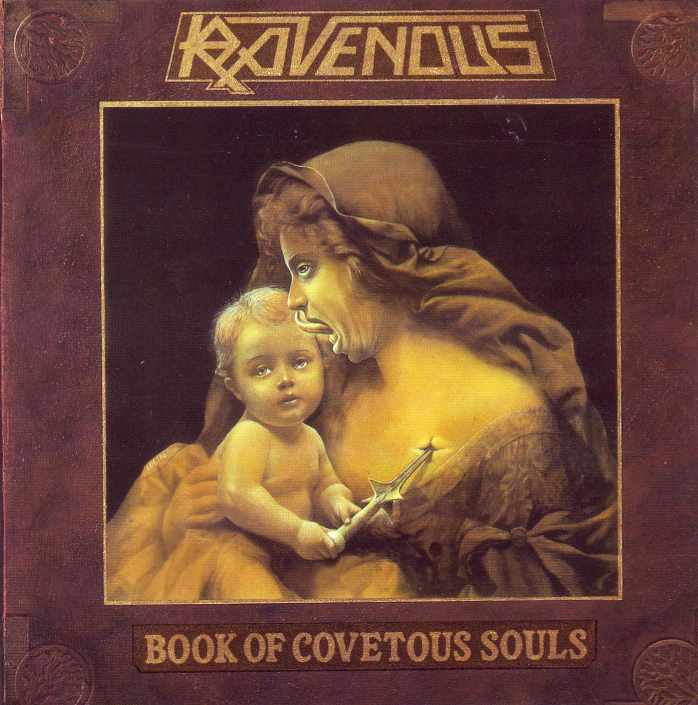 Ravenous - Book of Covetous Souls