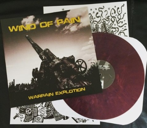 Wind of Pain - Warpain Explotion