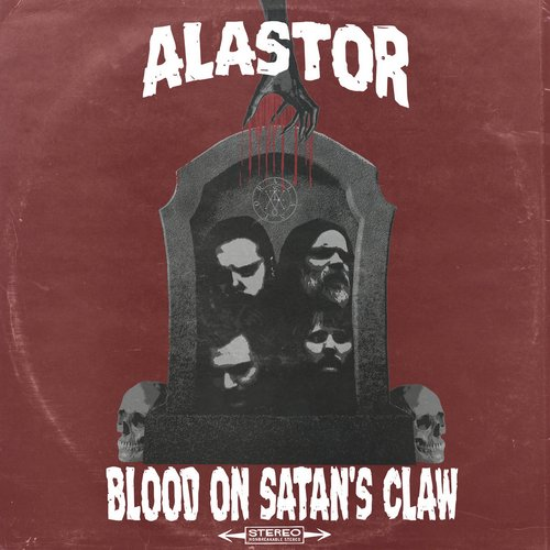 Alastor - Blood on Satan's Claw