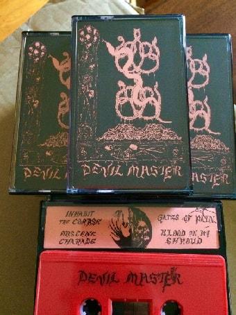 Devil Master - Inhabit the Corpse