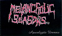 Melancholic Seasons - Apocalyptic Dreams