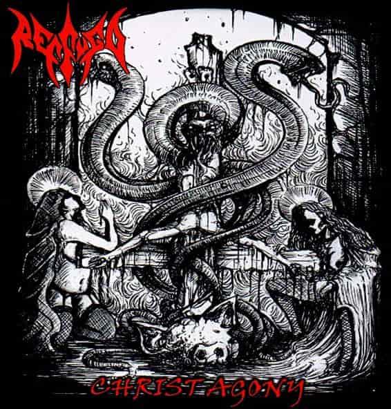 Reffugo - Christ Agony