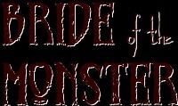 Bride of the Monster - Logo