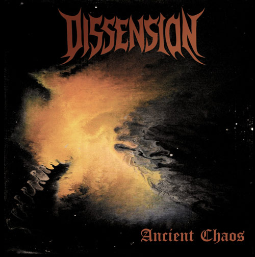Dissension - Ancient Chaos