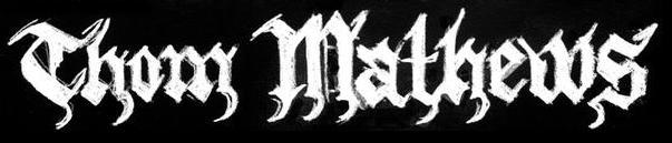 Thom Mathews - Logo