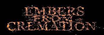 Embers from Cremation - Logo