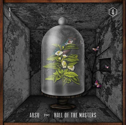 Absu - Hall of the Masters