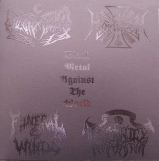 Funeral Winds / Leviathan / Ad Hominem / Eternity - Black Metal Against the World