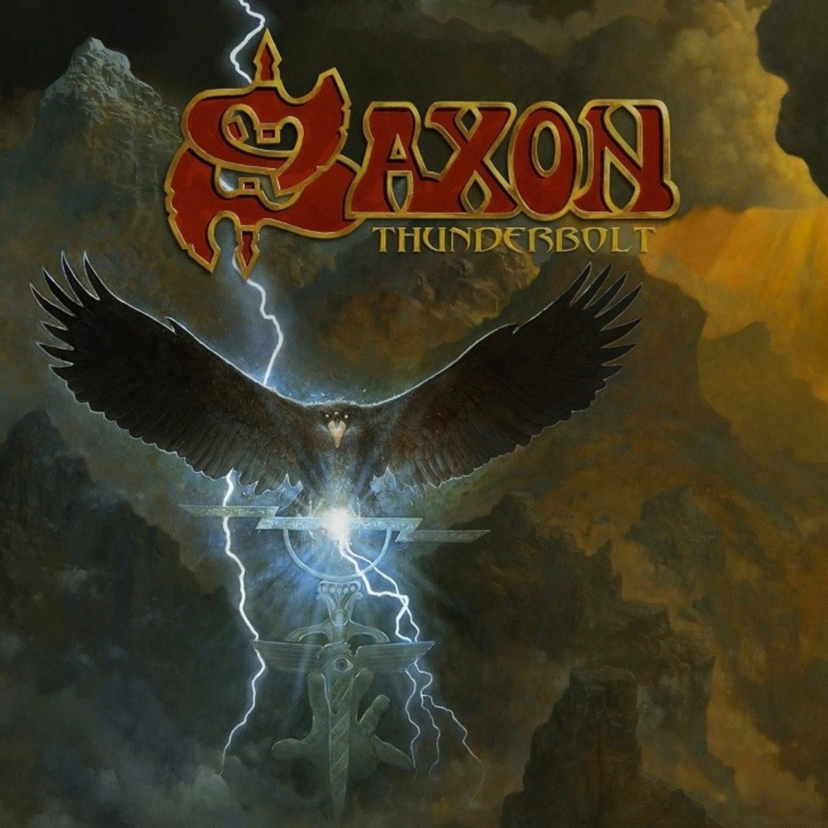 Saxon — Thunderbolt (2018)