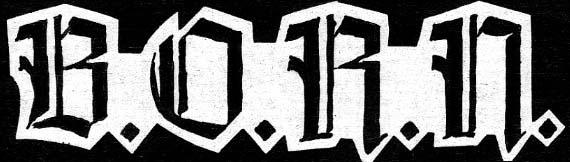 B.O.R.N. - Logo