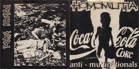 Força Macabra / Homomilitia - Força Macabra / Homomilitia