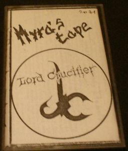 Lord Crucifier - Myra's Tape