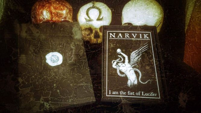 Narvik - I Am the Fist of Lucifer
