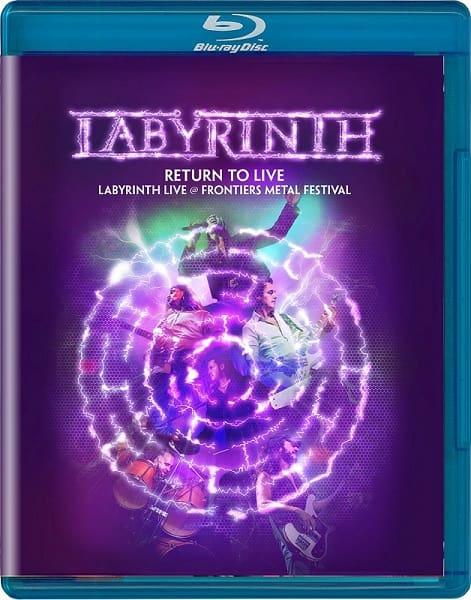 Labÿrinth - Return to Live