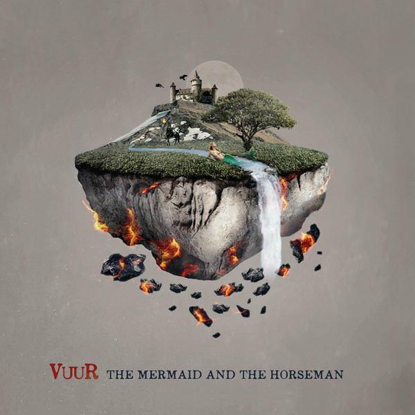 Vuur - The Mermaid and the Horseman