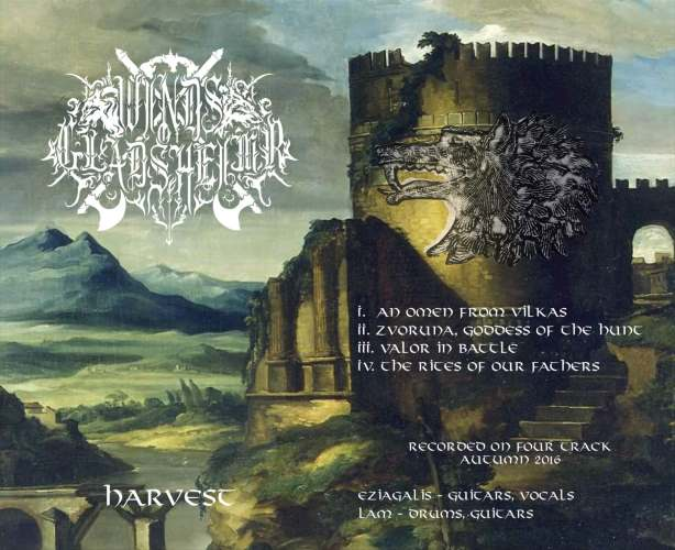 Winds of Gladsheimr - Harvest