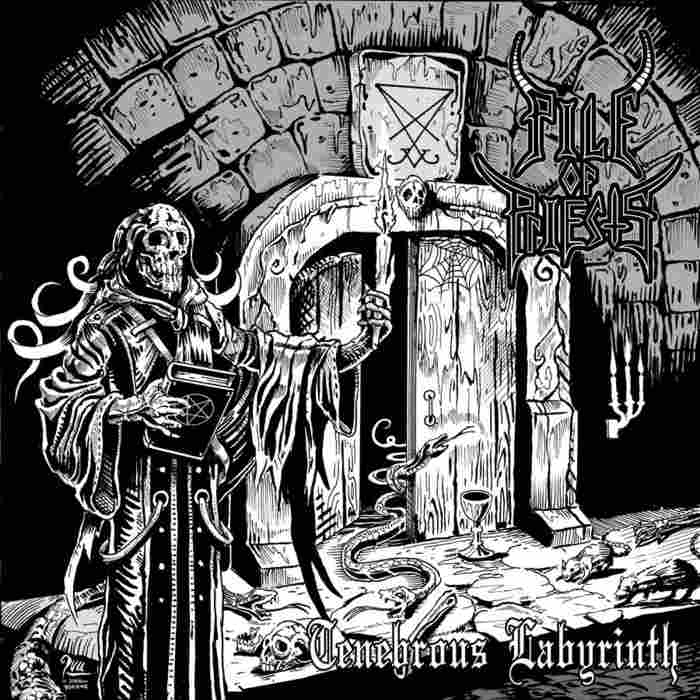 Pile of Priests - Tenebrous Labyrinth