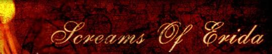 Screams of Erida - Logo
