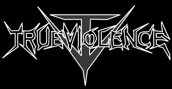 True Violence - Logo