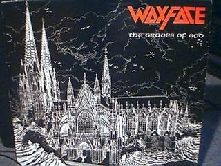 Waxface - The Graves of God