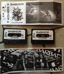 Barbatos - Live at Noctis 666