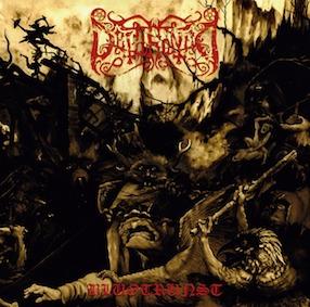 Dethroned - Bluotrunst