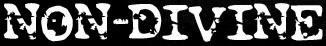 Non-Divine - Logo