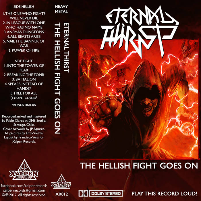 Eternal Thirst - The Hellish Fight Goes On