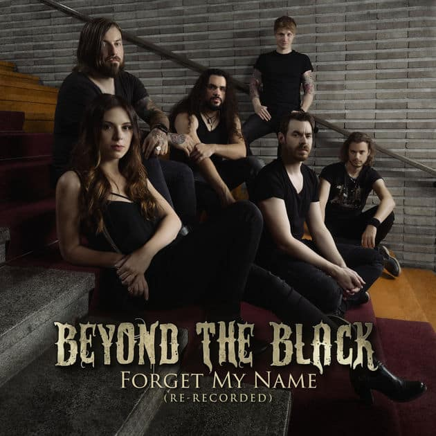 Beyond the Black - Forget My Name (Re-Recorded)