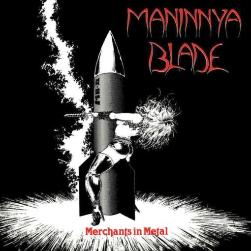 Maninnya Blade - Merchants in Metal