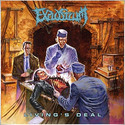 Explosicum - Living's Deal