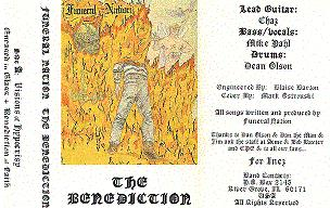 Funeral Nation - The Benediction - Encyclopaedia Metallum