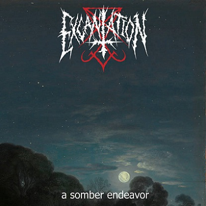 Excantation - A Somber Endeavor