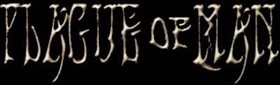 Plague of Man - Logo