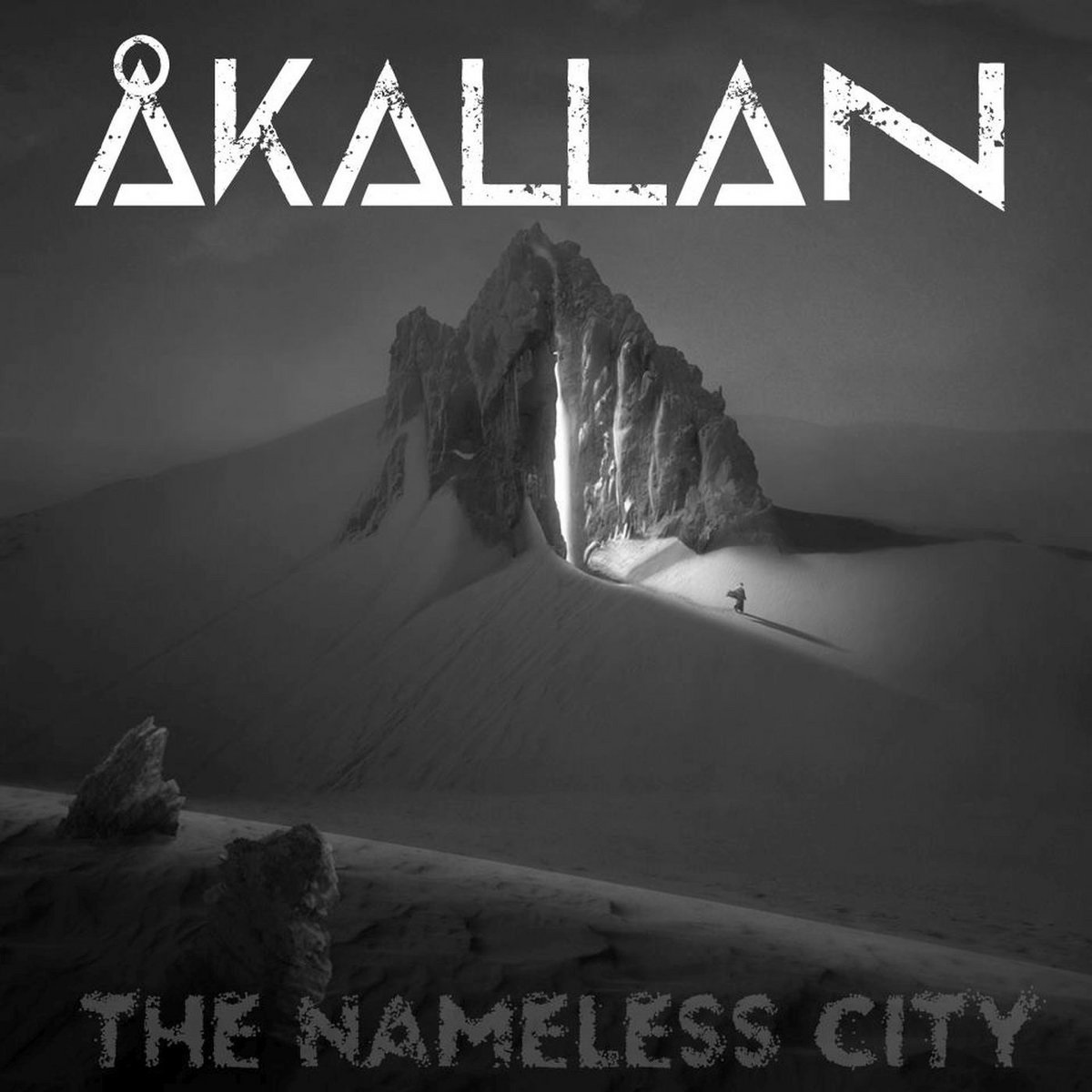 Akallan - The Nameless City