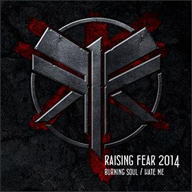 Raising Fear - Promo 2014