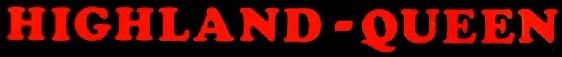 Highland Queen - Logo