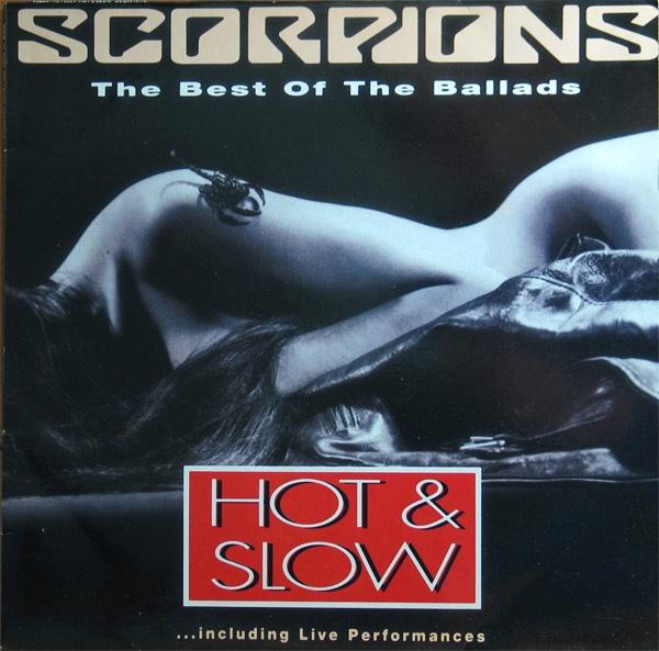 Scorpions - Hot & Slow - The Best of the Ballads