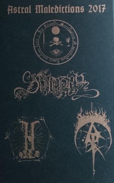 Sortilegia / Sinmara / I I / Almyrkvi - Astral Maledictions 2017