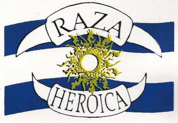 Raza Heroica - Logo