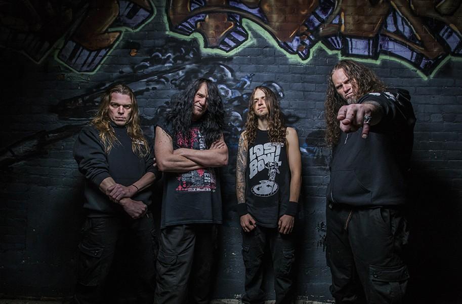 Morbid Angel - Photo