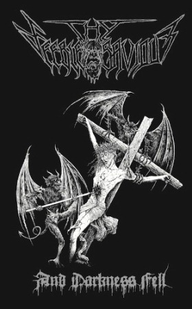 Thy Feeble Saviour - And Darkness Fell