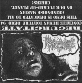 Regurgitate - Concrete Human Torture