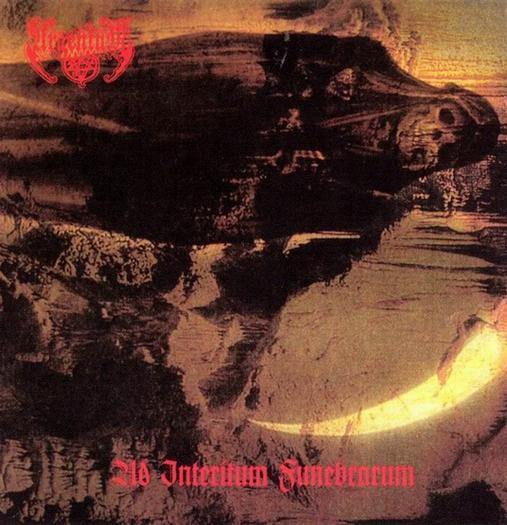 Argentum - Ad Interitum Funebrarum