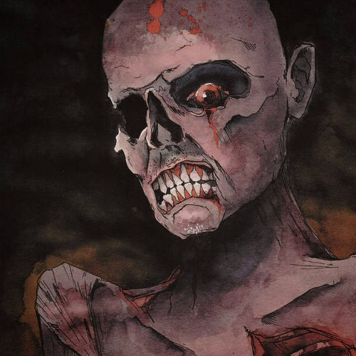Skulmagot - Terror Barn