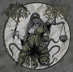 Warfist / Excidium - Laws of Perversion & Filth