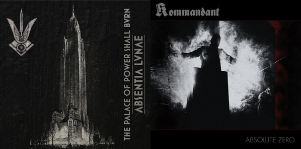 Absentia Lunae / Kommandant - Absolute Zero / The Palace Of Power Shall Burn