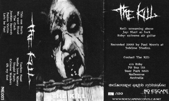 The Kill - The Kill