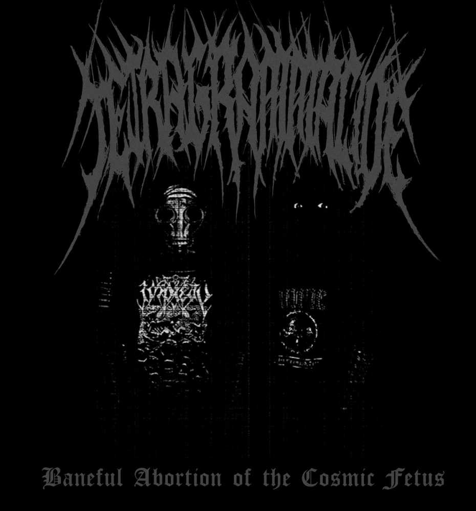 Tetragrammacide - Single​-​MMXIV: Baneful Abortion of the Cosmic Fetus